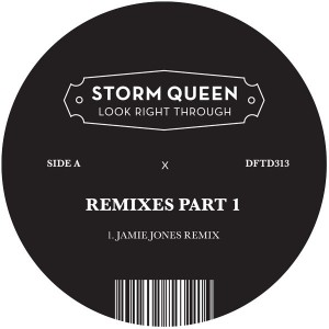 Storm Queen/LOOK RIGHT THROUGH RMX 1 12""