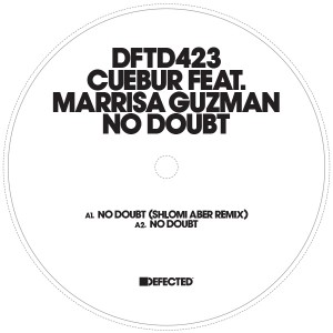 Cuebur/NO DOUBT FT. MARRISSA GUZMAN 12""