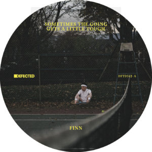 Finn/SOMETIMES THE GOING GETS... 7""