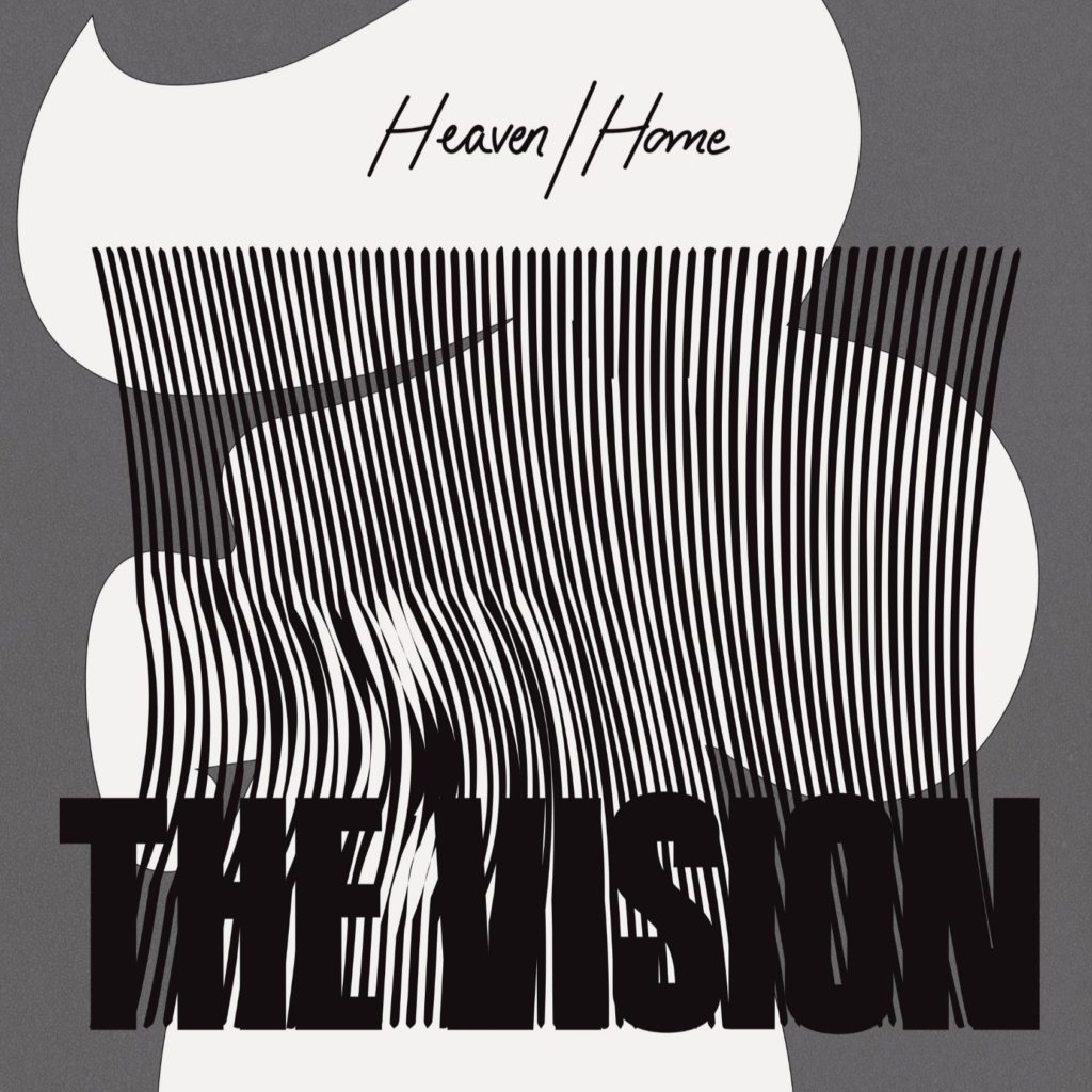 The Vision/HEAVEN (KON'S EDIT) 7""