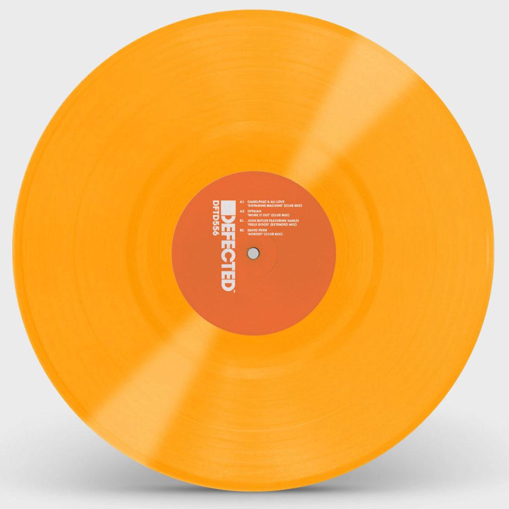 "Various/DEFECTED: EP1 (ORANGE) 12"""