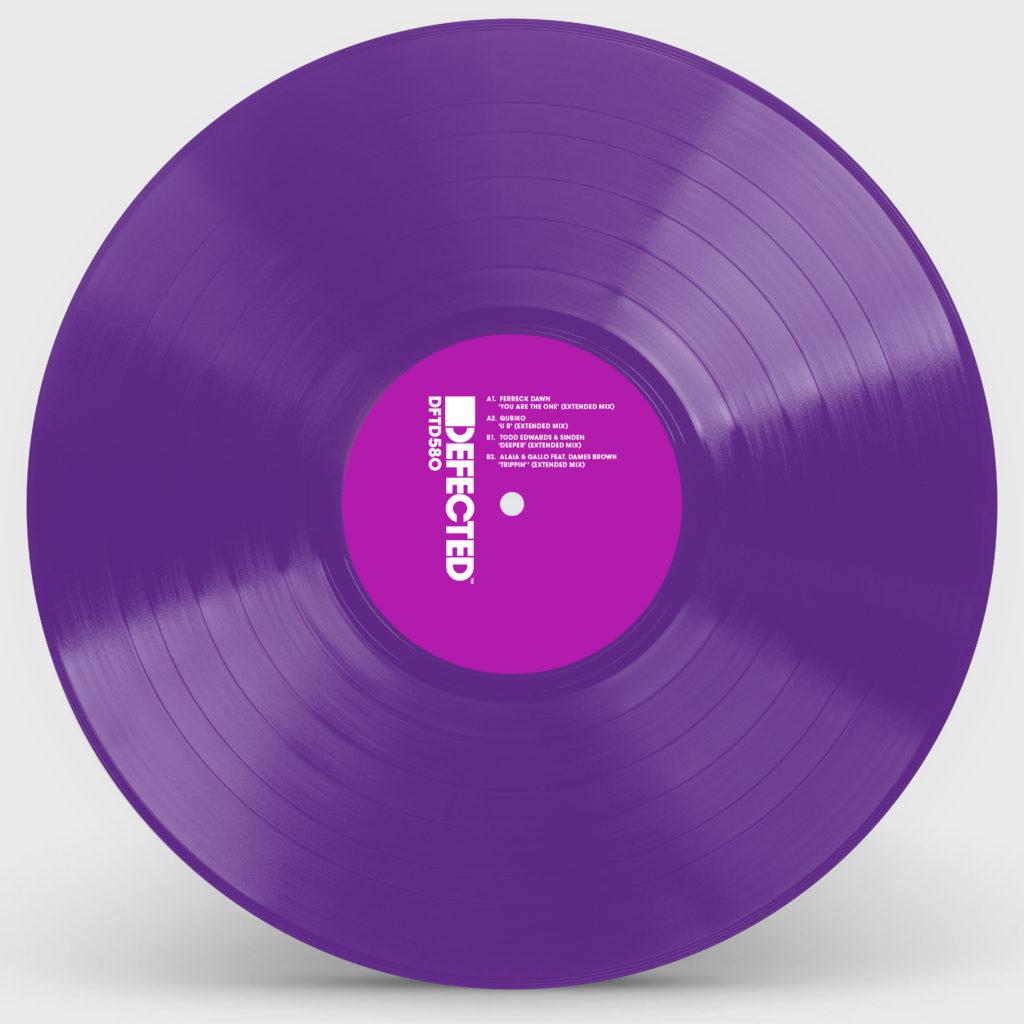 "Various/DEFECTED: EP6 (PURPLE) 12"""