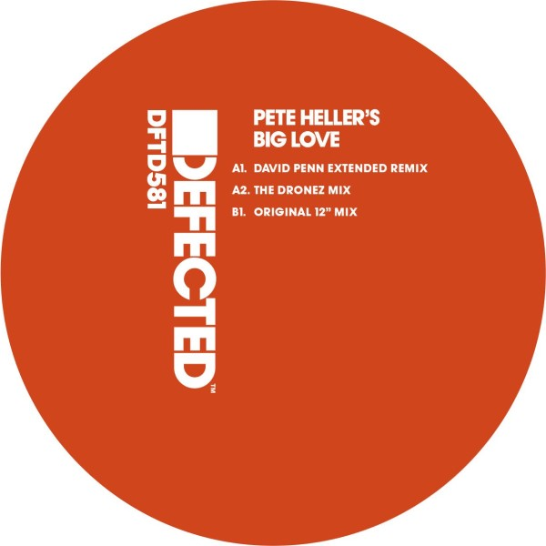 Pete Heller's Big Love/BIG LOVE 12""