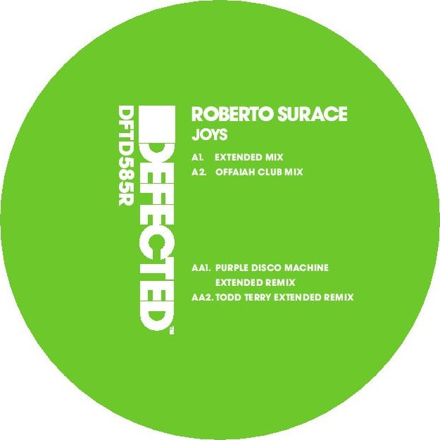 Roberto Surace/JOYS (REMIXES) 12""