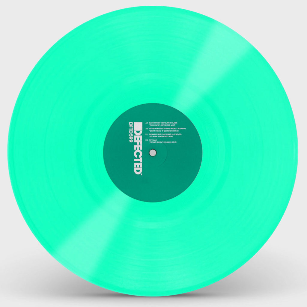 Various/DEFECTED: EP08 (GREEN) 12""