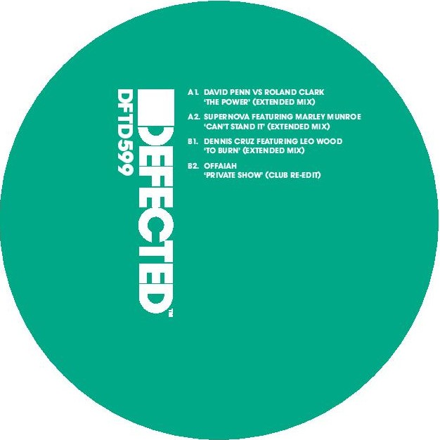 """Various/DEFECTED: EP08 12"""""""