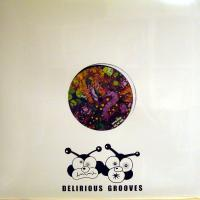 Various/DELIRIOUS GROOVES VOL 3  LP