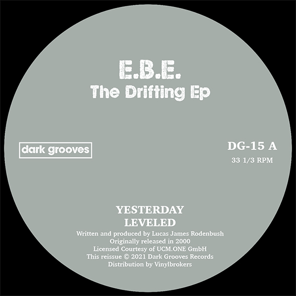 E.B.E./THE DRIFTING EP 12""