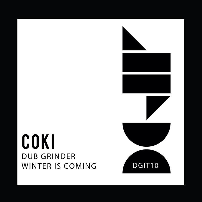 "Coki/DUB GRINDER 12"""