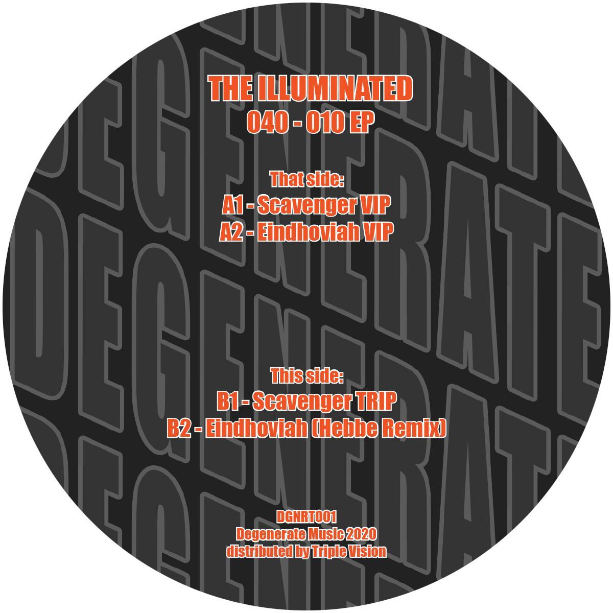 """Illuminated/040 - 010 EP 12"""""""