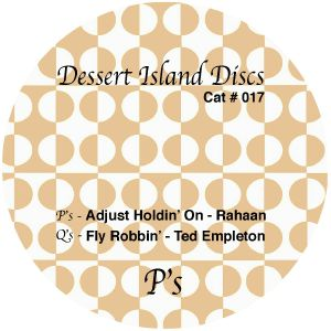 Rahaan/ADJUST HOLDIN' ON 12""