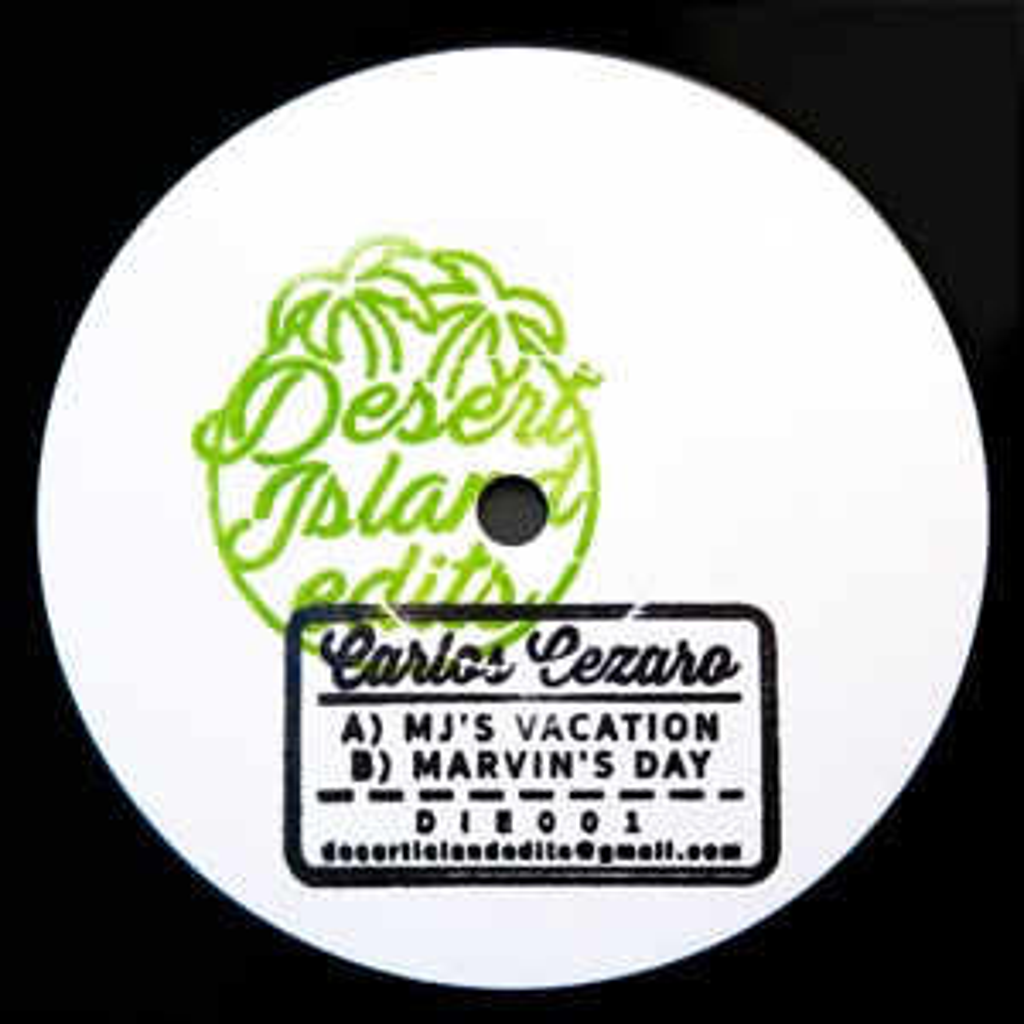 "Carlos Cezaro/MJ'S VACATION 12"""