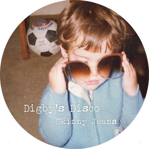 "Digby/SKINNY JEANS 12"""
