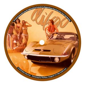 "Larse/GT EP 12"""