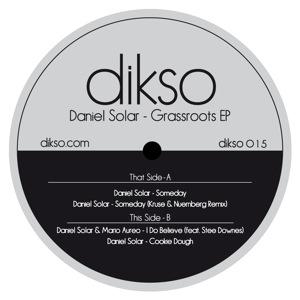 """Daniel Solar/GRASSROOTS EP 12"""""""