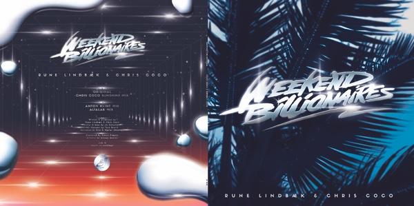 """Rune Lindbaek & Chris Coco/WEEKEND.. 12"""""""