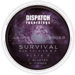 Survival/DUB SOLDIER EP PT. 2 12""