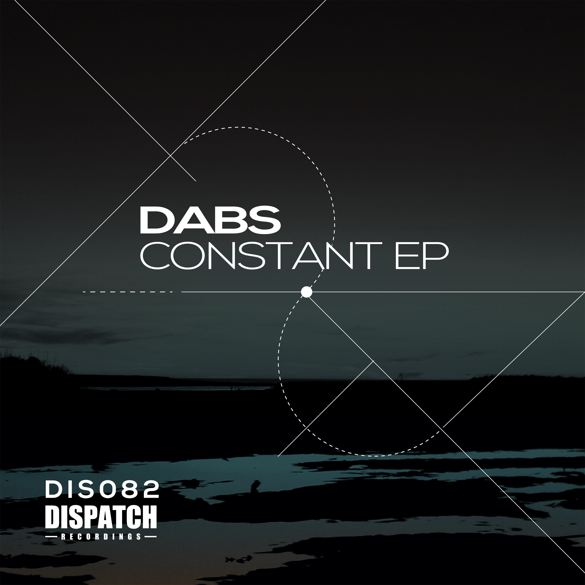 Dabs/THE CONSTANT EP 12""