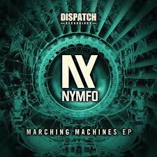 Nymfo/MARCHING MACHINES EP 12""