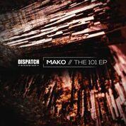"Mako/THE 101 EP 12"""