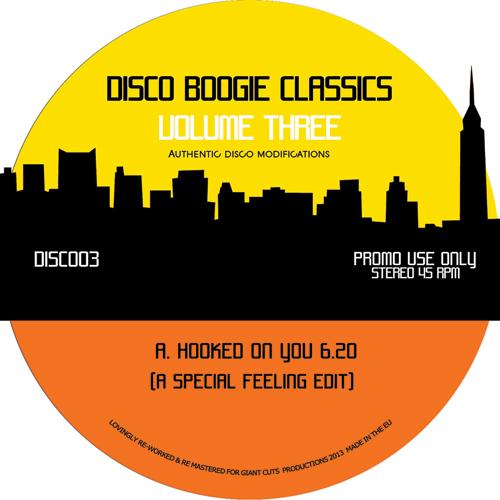 """Disco Boogie Classics/VOL. 3 12"""""""