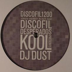 "Kool DJ Dust/GOING UP, GOING DOWN 12"""