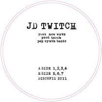 "JD Twitch/DISCOFIL DESPERADOS 12"""
