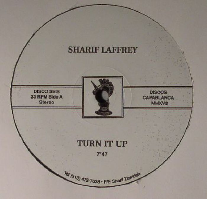 Sharif Laffrey/TURN IT UP 12""
