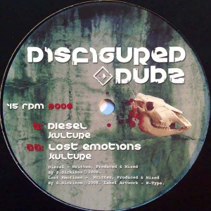 Kulture/DIESEL & LOST EMOTIONS 12""