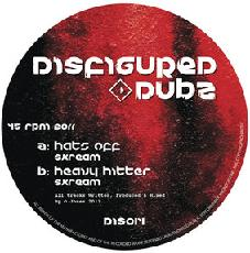 Skream/HATS OFF EP D12""
