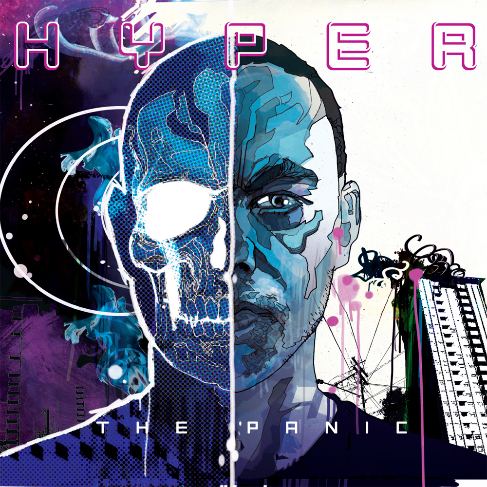 Hyper/THE PANIC CD