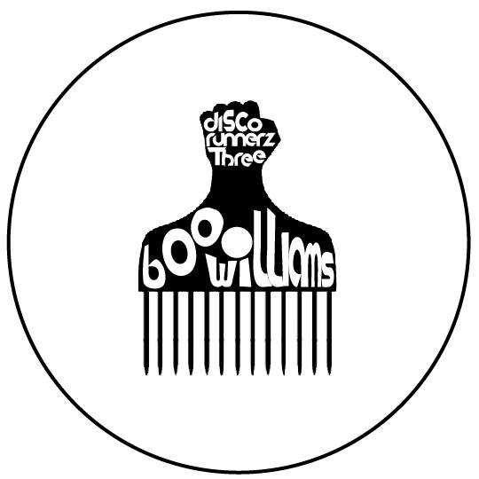 "Boo Williams/DISCO RUNNERZ 3 12"""