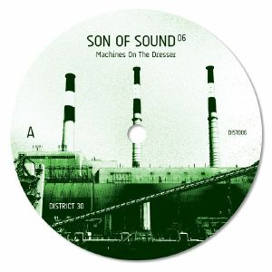 Son Of Sound/MACHINES ON THE DRESSER 12""