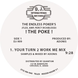Endless Pokers/THE POKE 12""