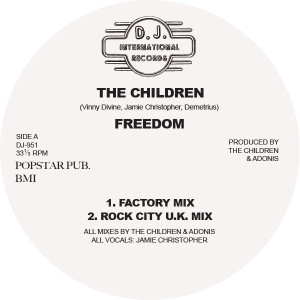 Children, The/FREEDOM 12""