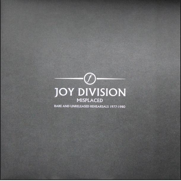 Joy Division/MISPLACED (1977-1980) DLP