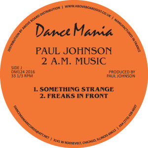 Paul Johnson/11PM MUSIC & 2AM MUSIC 12""