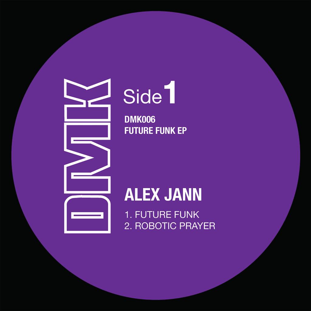 "Alex Jann/FUTURE FUNK EP 12"""