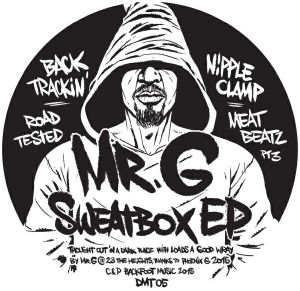 Mr. G/SWEATBOX EP 12""