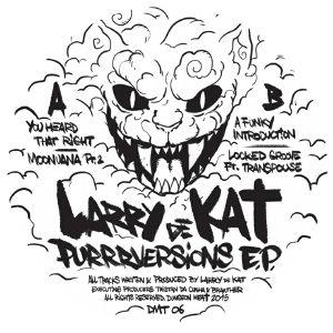 """Larry De Kat/PURRRVERSIONS EP 12"""""""