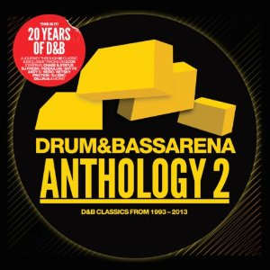 Various/D&B ARENA ANTHOLOGY 2 MIXED 3CD