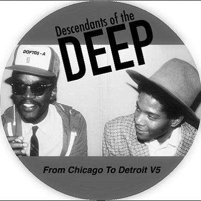 Various/FROM CHICAGO TO DETROIT V5 12""