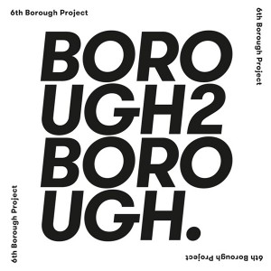 """6th Borough Project/IN YOUR ARMS 12"""""""