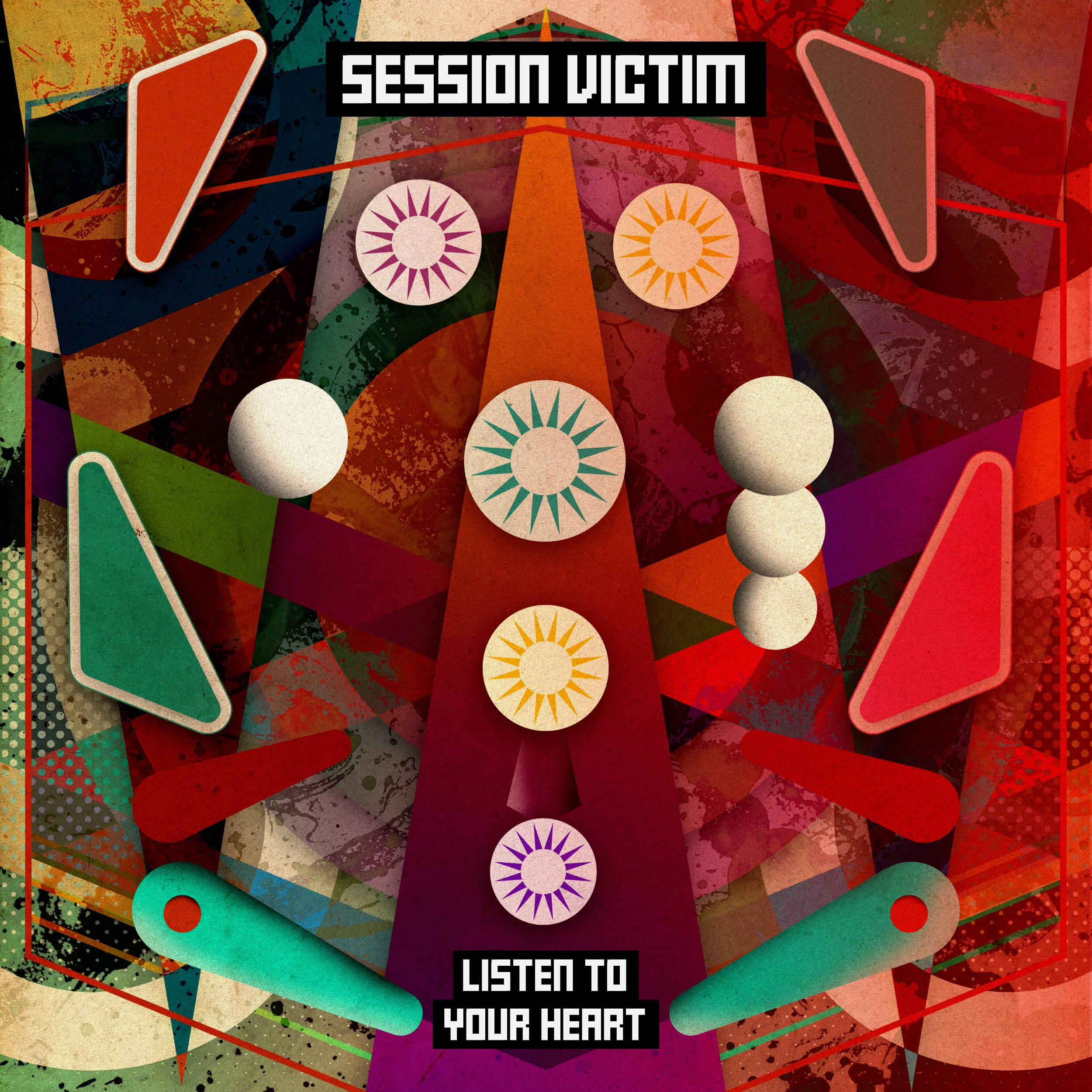 Session Victim/LISTEN TO YOUR HEART CD