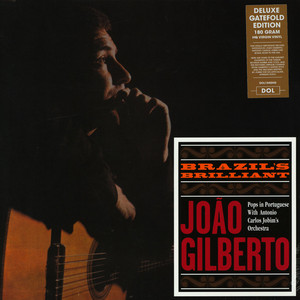 Joao Gilberto/BRAZIL'S BRILLIANT GTFD LP