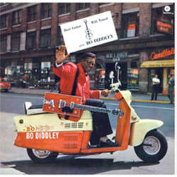 Bo Didley/HAVE GUITAR WILL (BEER) LP