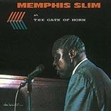 Memphis Slim/MEMPHIS SLIM AT THE GATE LP