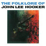 John Lee Hooker/FOLK LORE OF LP