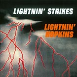 Lightnin' Hopkins/LIGHTNIN' STRIKES LP