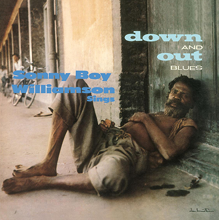Sonny Boy Williamson/DOWN N OUT(180g) LP